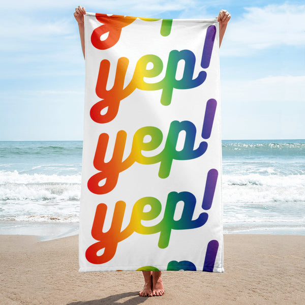 Beach Towel (vertical)