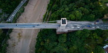 Load image into Gallery viewer, Bristol Suspensioon Bridge by Drone