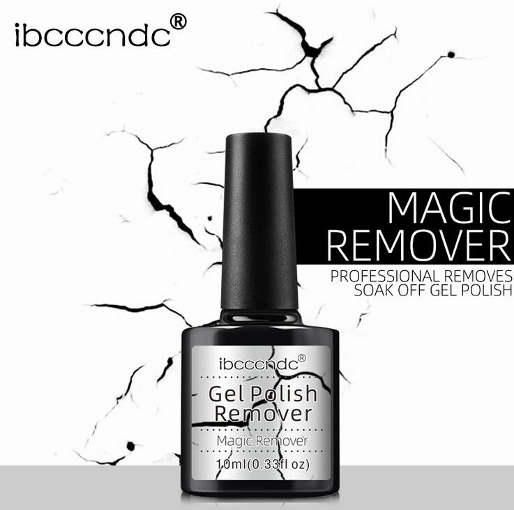 Gel Polish Burst Magic Soak Off Remover Nail Cleaner Gel Nail Manicure