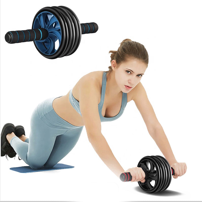 Abdominal Roller Wheel-Exercise Wheel for Home GymFitness Equipment Accessories