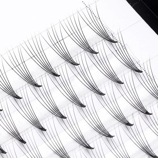 PRE MADE Russian Volume Fan Lashes 6D 7D 8D 10D Mink Eyelash Extensions