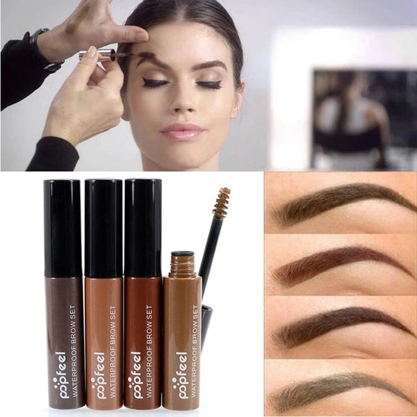 Professional Eyelash & Eyebrow Tint Dye All Colours Waterproof long-lasting