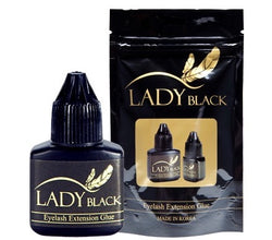 Sky Lady Black Eyelash Glue-5ml.Adhesive For Professional Eyelash Extension