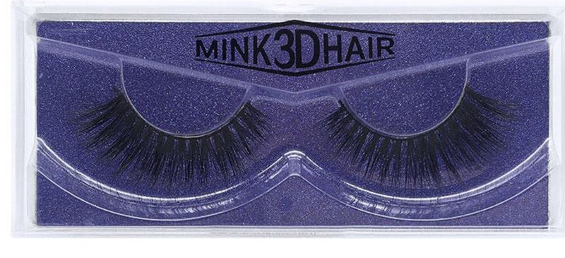 Luxury 3D Mink Natural Thick Fake Eyelashes handmade Lashes Makeup Extention
