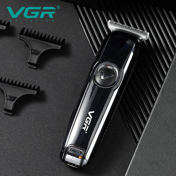 Electric Hair Clippers Haircut Trimmer Set Men/Kids Barber Hair Cutting Machine