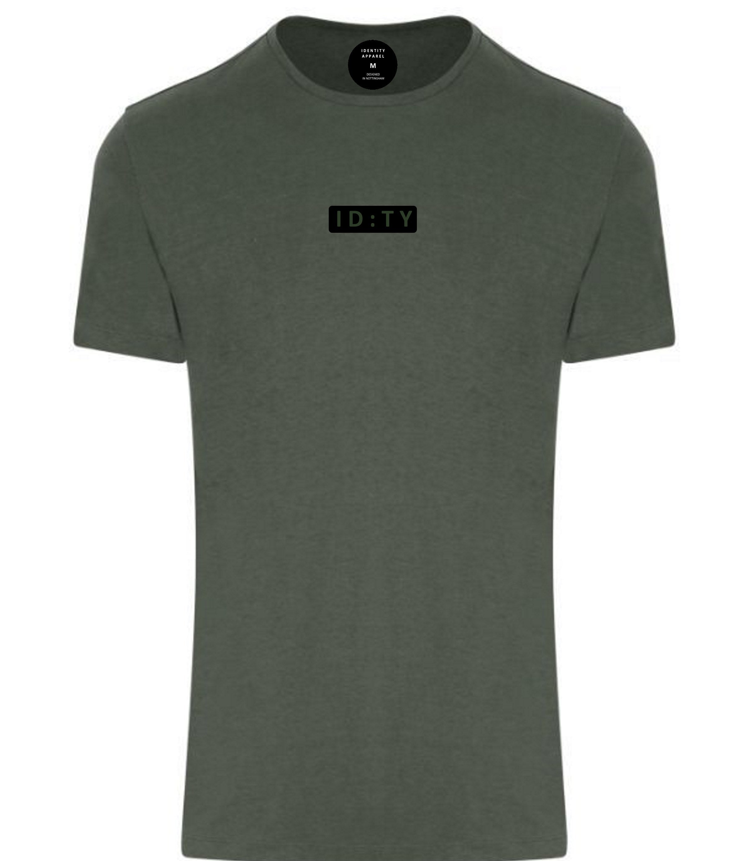 Identity IDTY Fitness T-Shirt (Green)