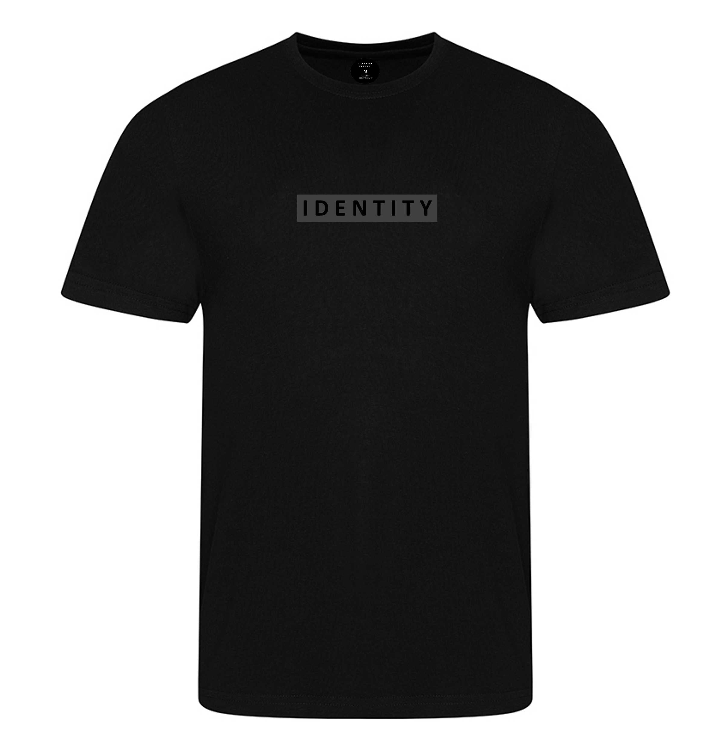 Mens Street T-Shirt (Black)