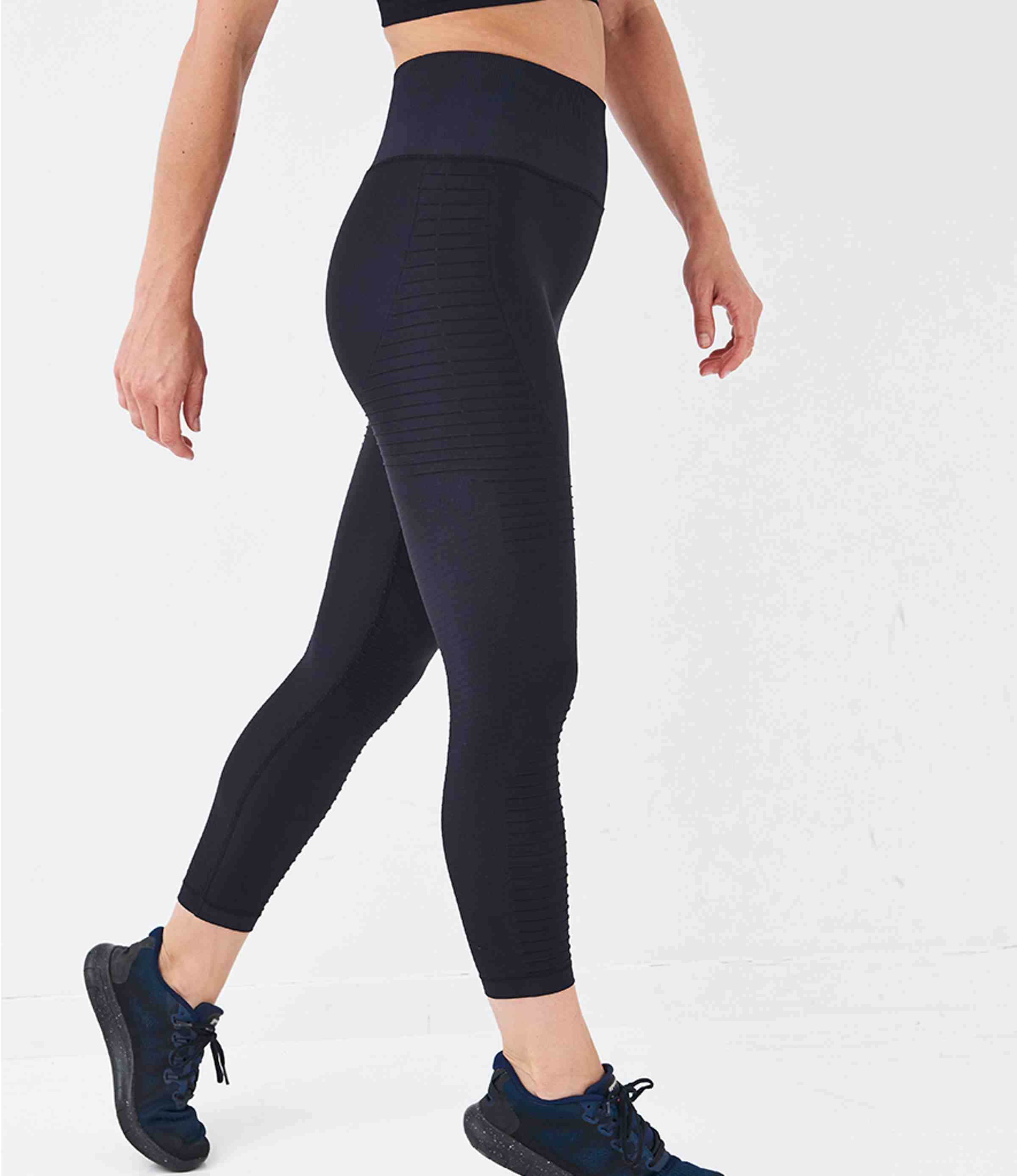 Womens Fitness Seamless Leggings (3 Colour Options)