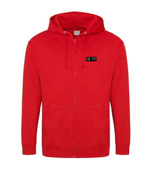 Mens IDTY College Zip Hoodie (3 Colour Options)