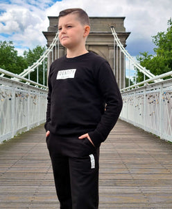 Kids Original Street Sweatshirt (Black)