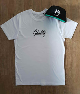 Mens NEW Signature T-Shirt (White)