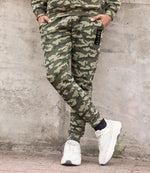 Mens Street Tapered Joggers (Camo)