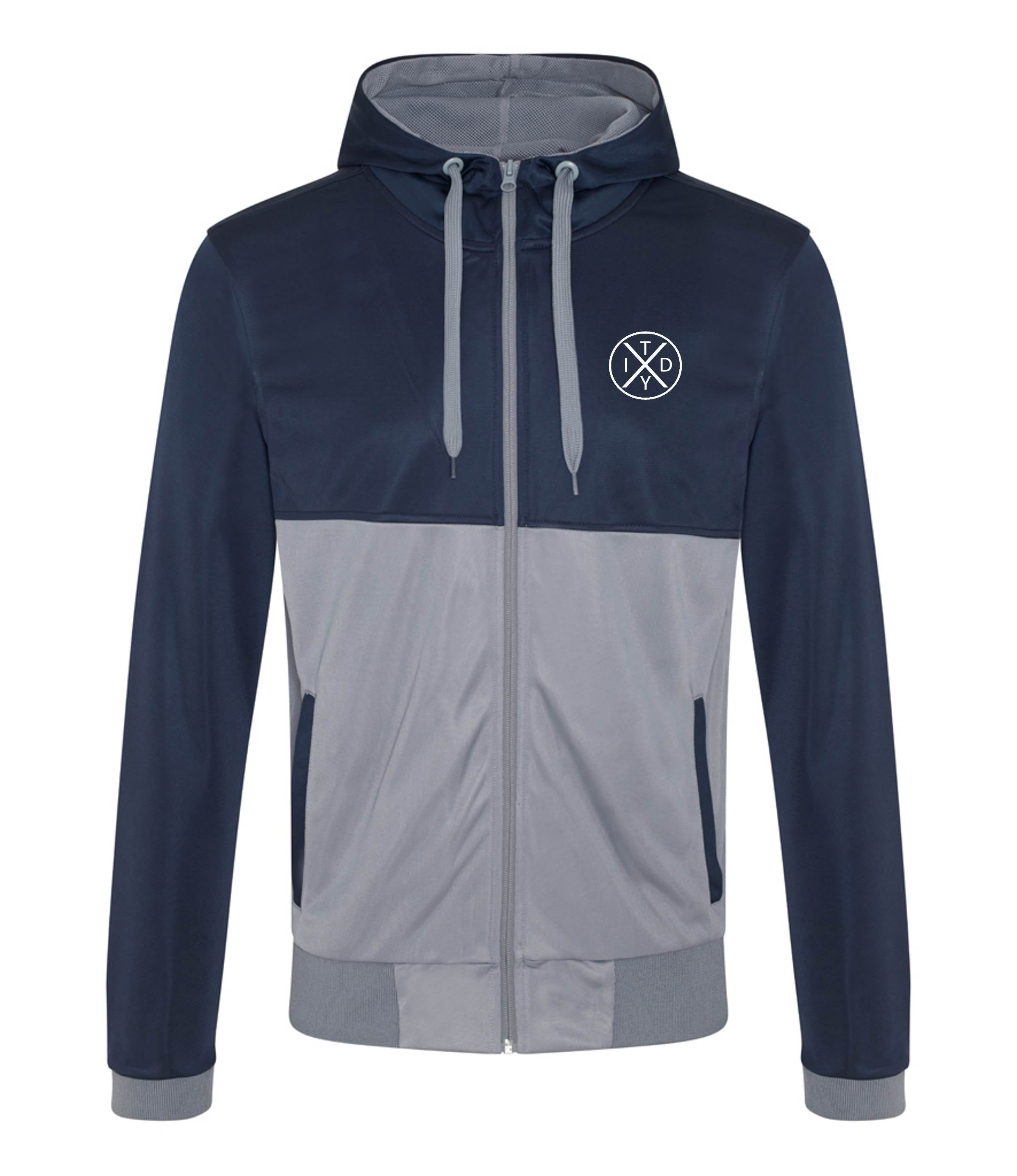 Mens Project IDTY Zip Hoodie (2 Colour Options)
