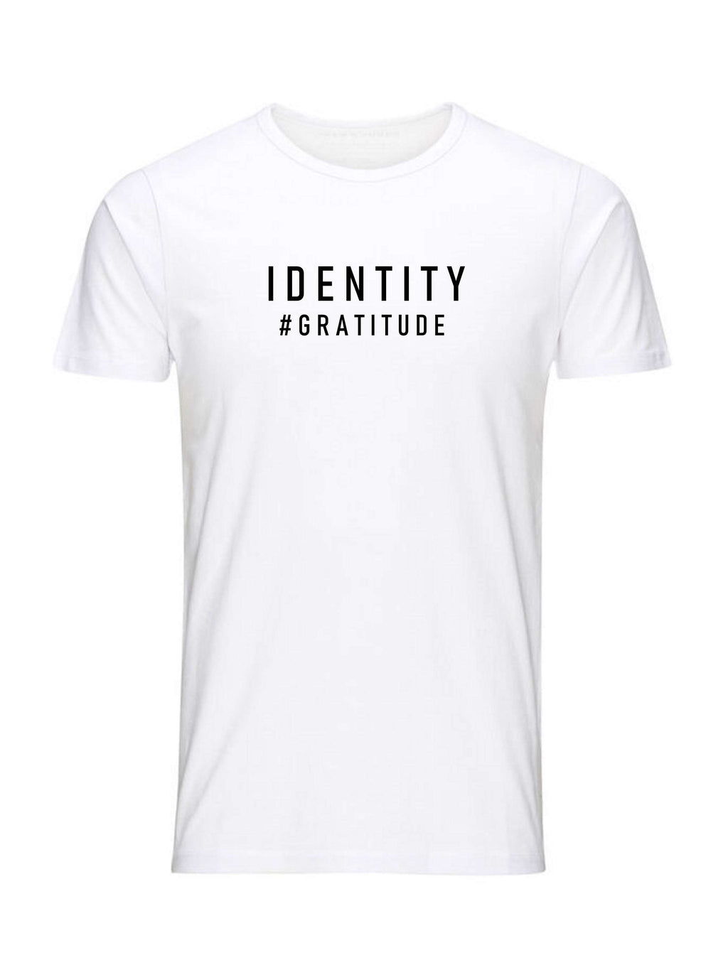 Limited Edition NHS #Gratitude Unisex T-Shirt (White)