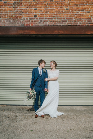 Jessica and Tom - A Beautiful Norfolk Wedding