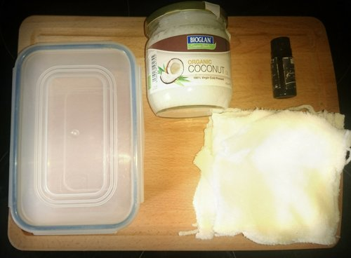 DIY Organic Baby Wipes