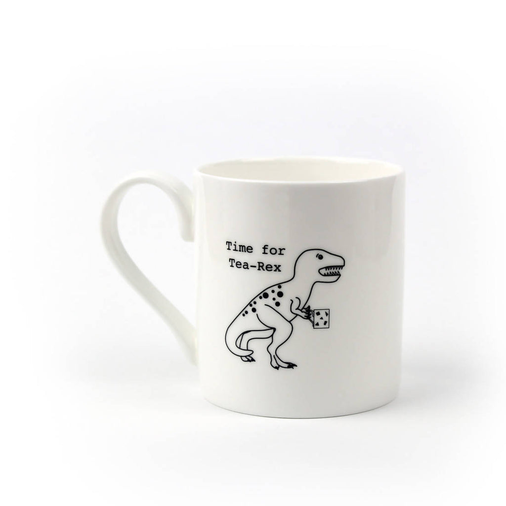 Time for Tea-Rex Mug