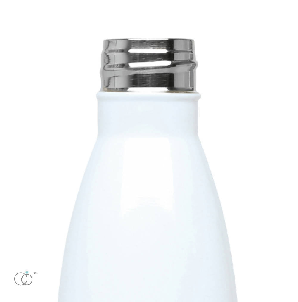 Happiness 500ml Water Bottle