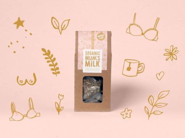 ORGANIC MUM'S MILK – FOR NURSING MAMAS