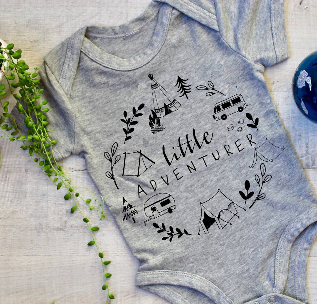 Little Adventurer Bodysuit