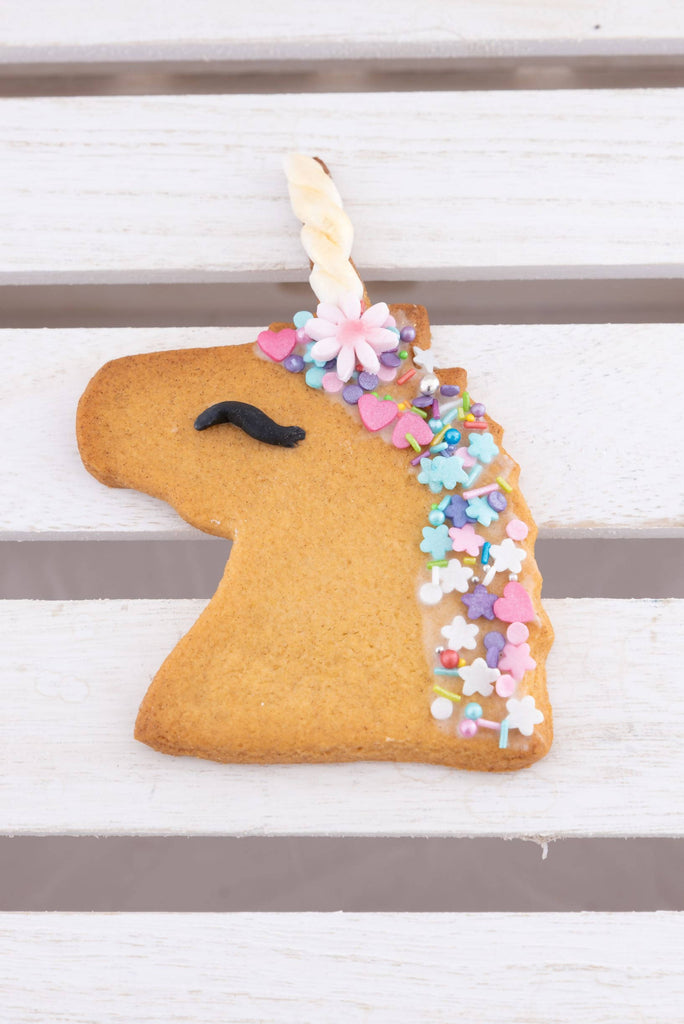Unicorn Gingerbread Bake at Home Kit