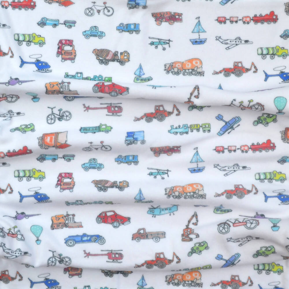 Transport Fleece Blanket