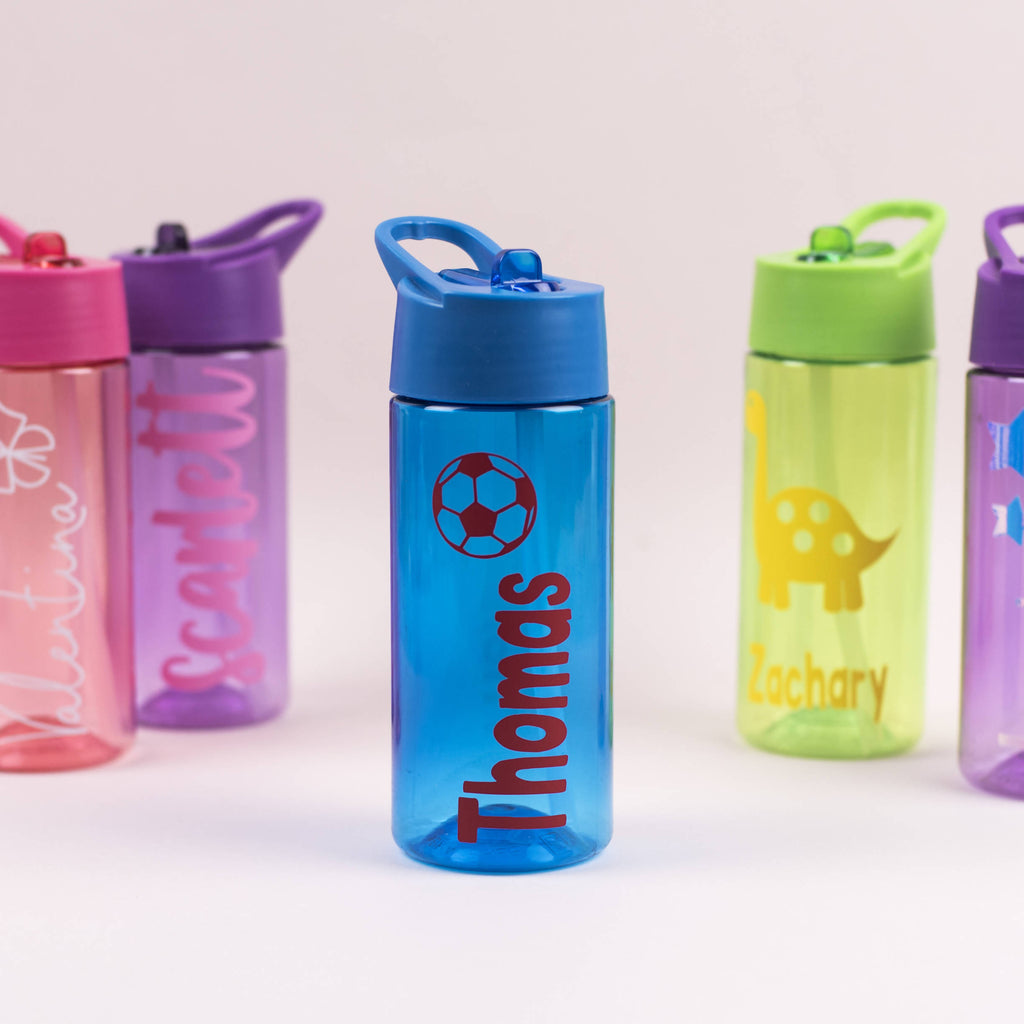 Personalised Kids Water Bottle