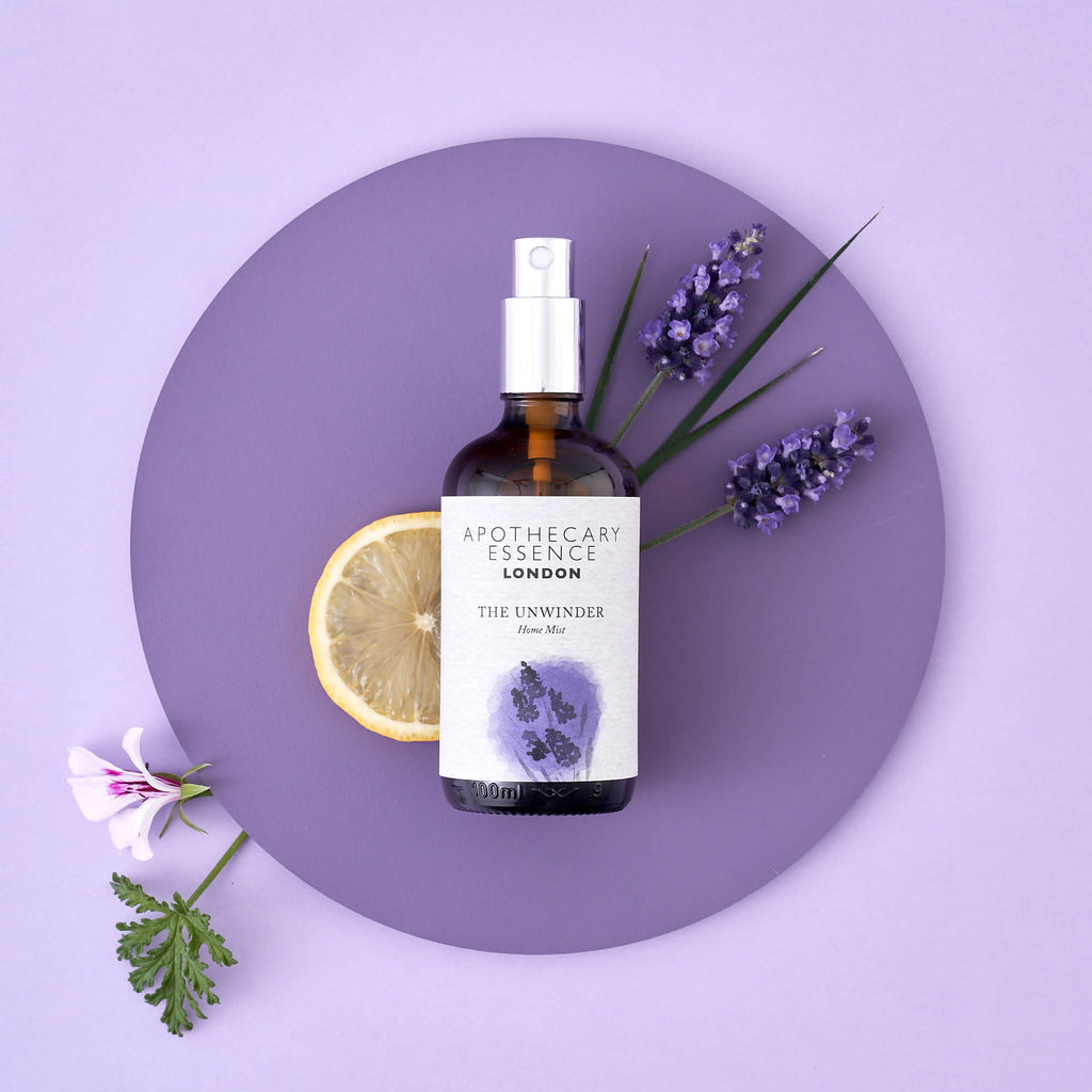 Lavender, Geranium and Lemon - The Unwinder Home Mist