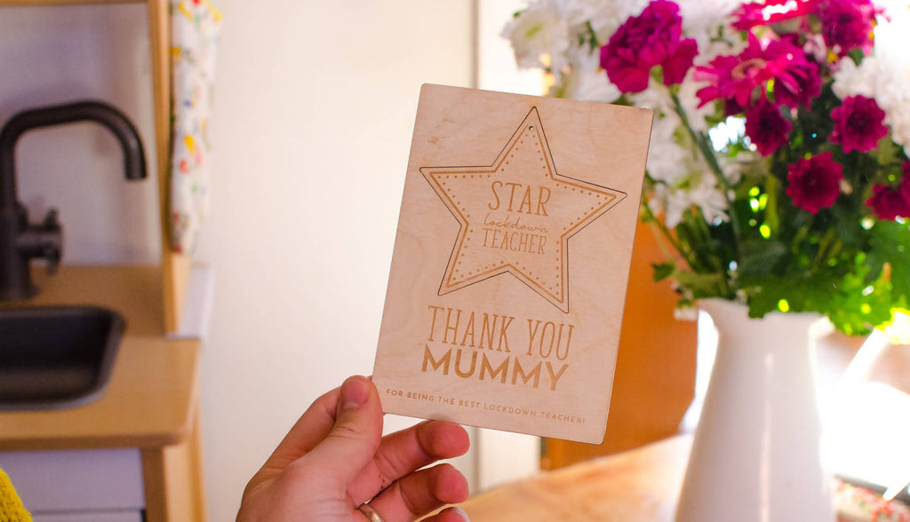 Mummy or Daddy star teacher awards
