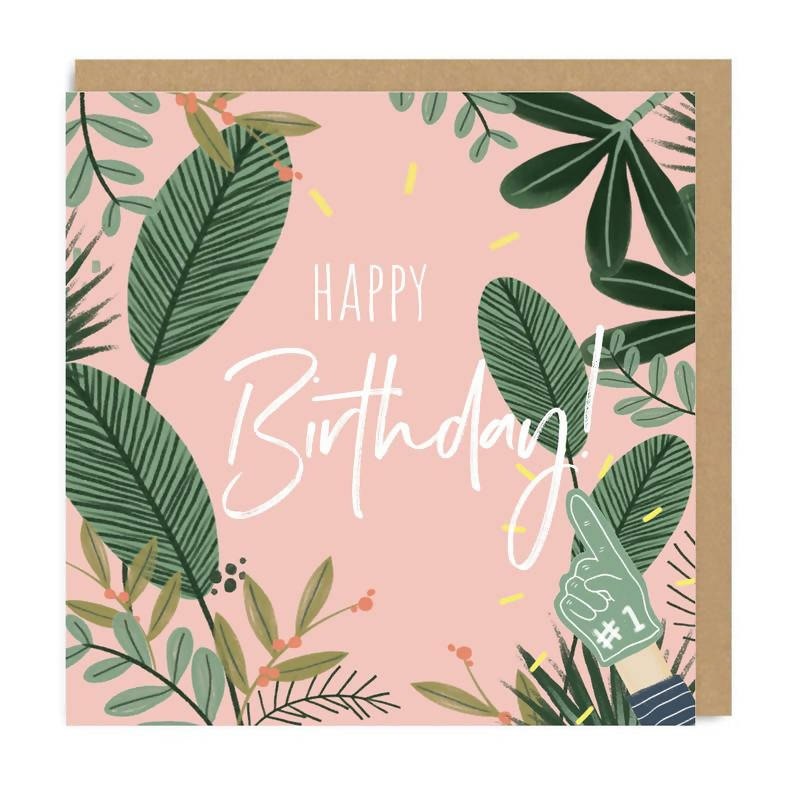 Happy Birthday | Jungle Theme
