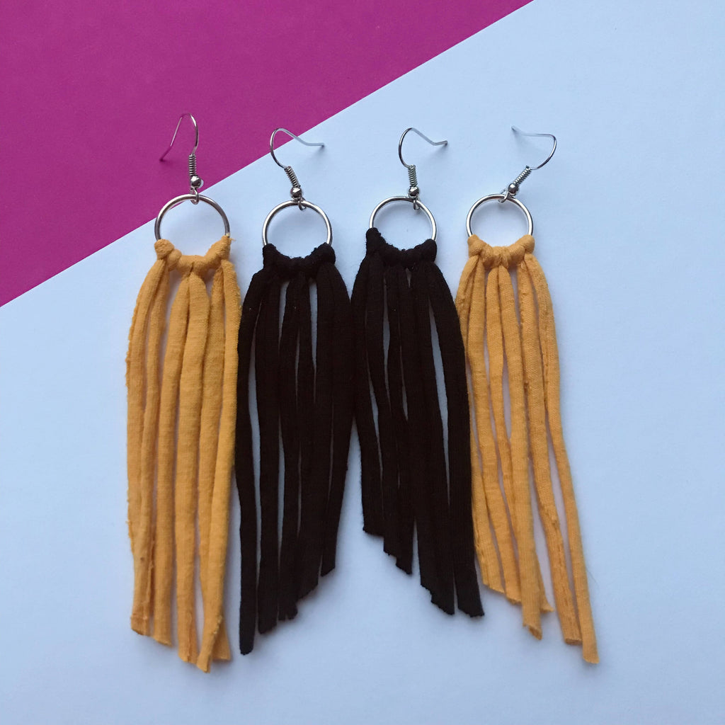 Margaret Waterfall Earrings