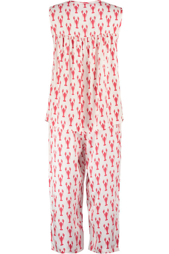 Lobster Roll Midi Sleepwear Set