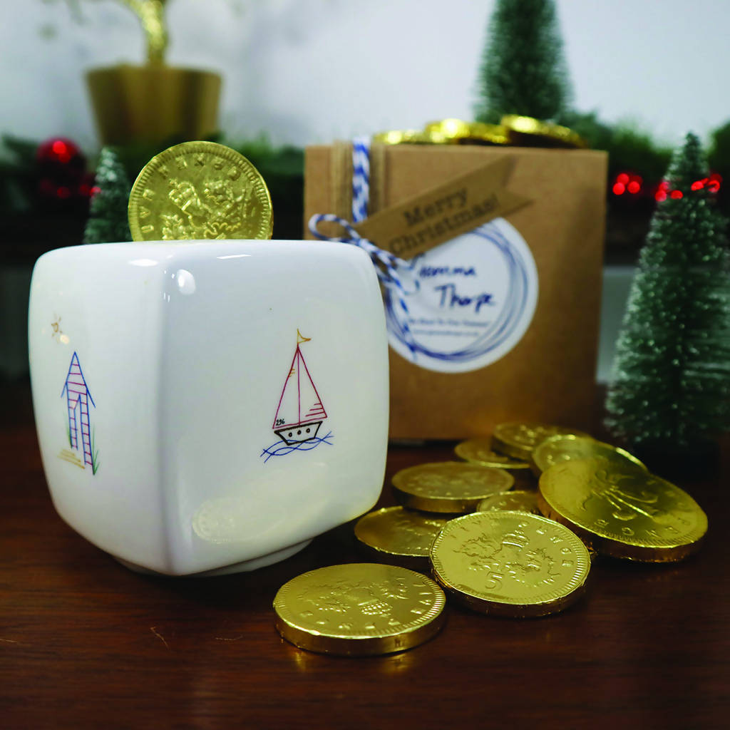 Money Box Gift Set