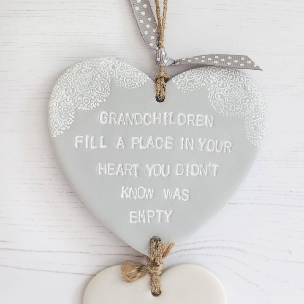Grandparent keepsake gift