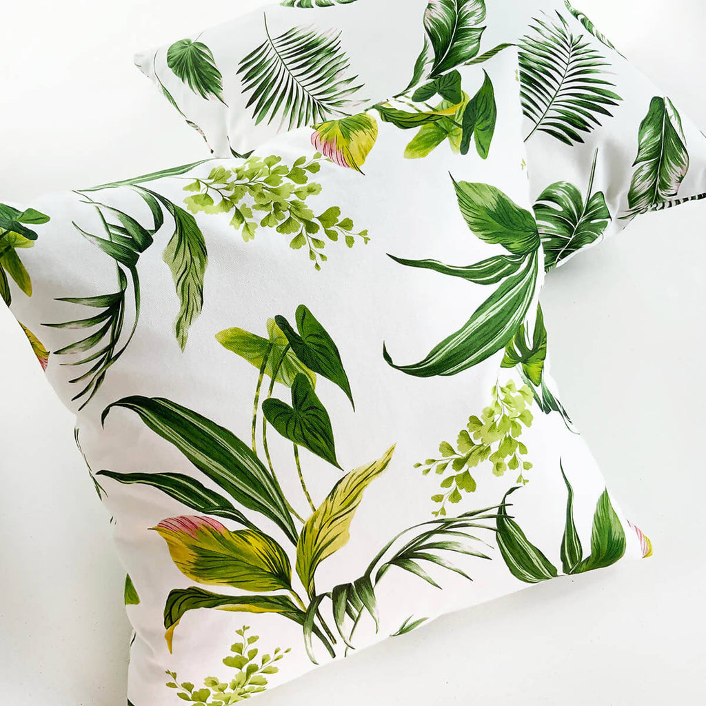 Houseplant Cushion Cover