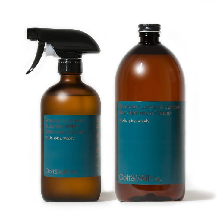 Bathroom Cleaner Refill & Re-use Duo – Save 15%