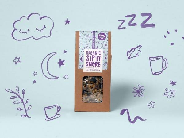 ORGANIC SIP 'N' SNORE – FOR EASY SLEEP & RELAXATION