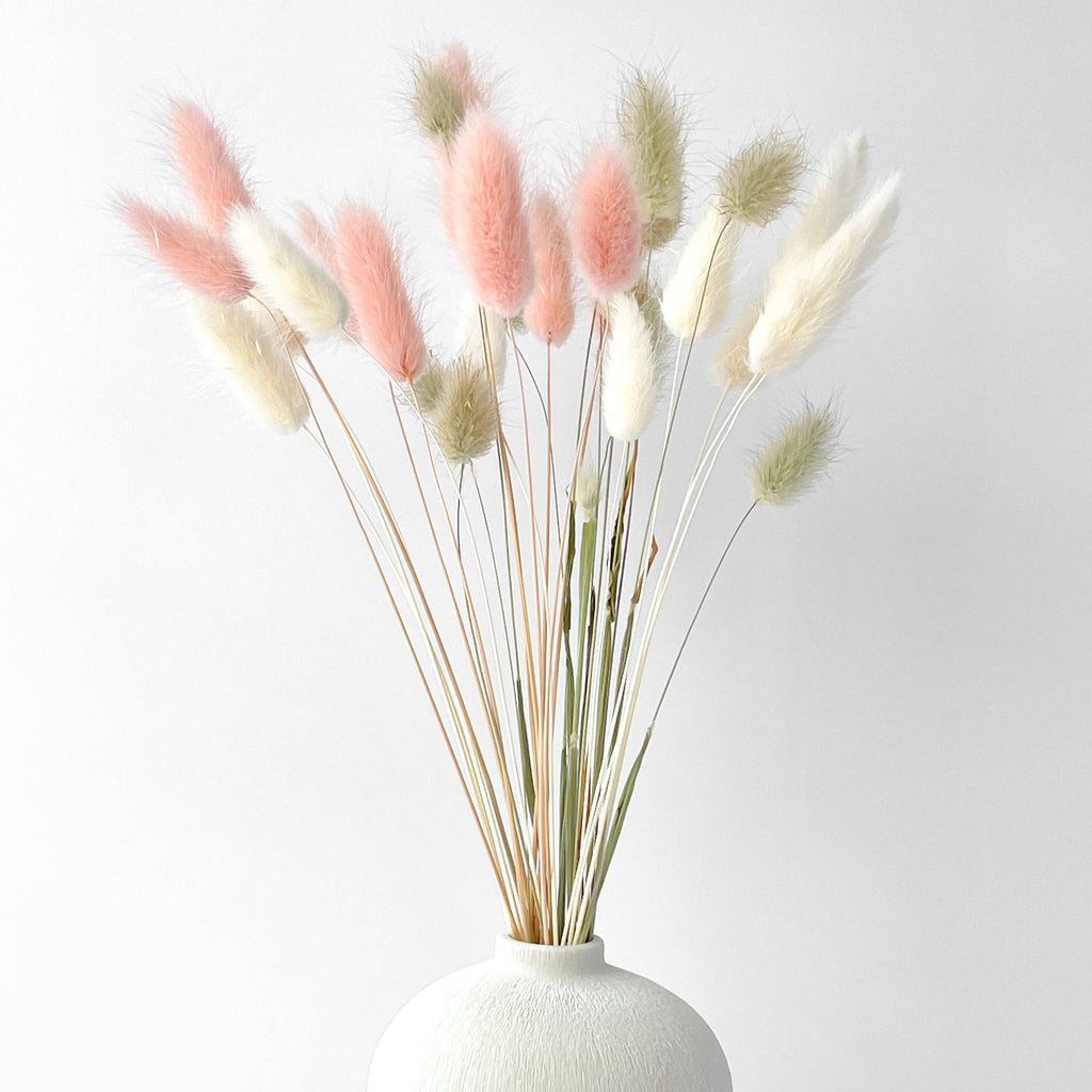 Willow Bunny Tail Bouquet