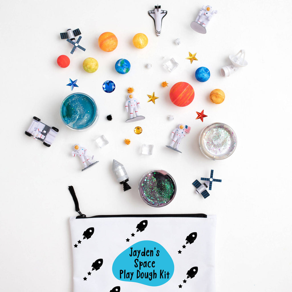 Space play dough kit - Grab Bags