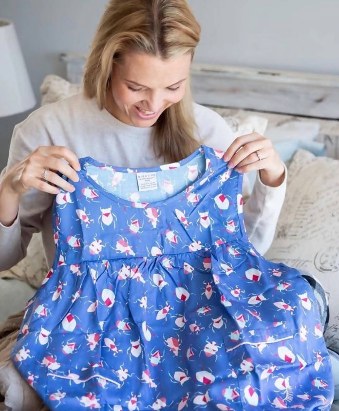 Candy-Coloured Critters Midi Sleepwear Set