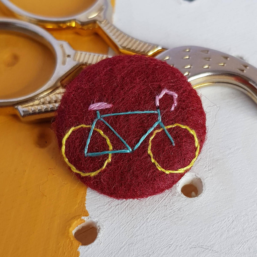 Bicycle badge