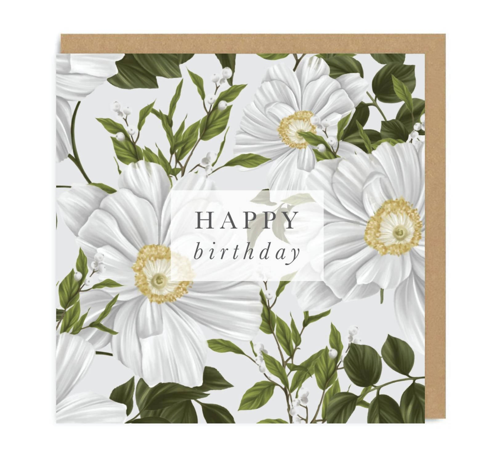 Happy Birthday | Florals