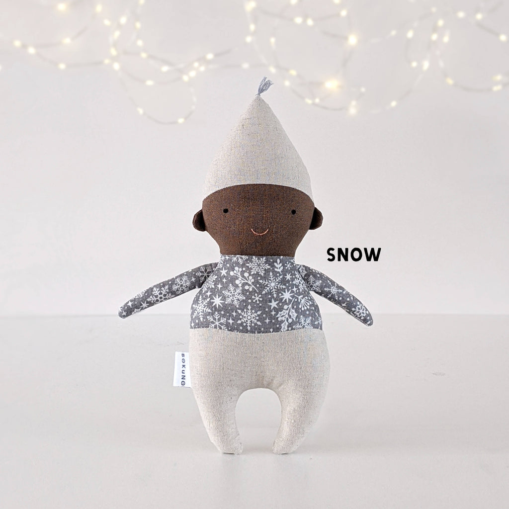 Winter Gnome dolls