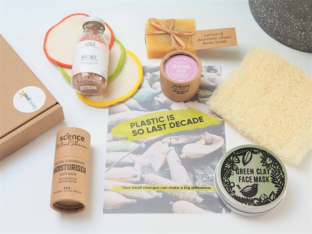 Plastic Free Pamper Gift Set (Exclusive To ASTS)