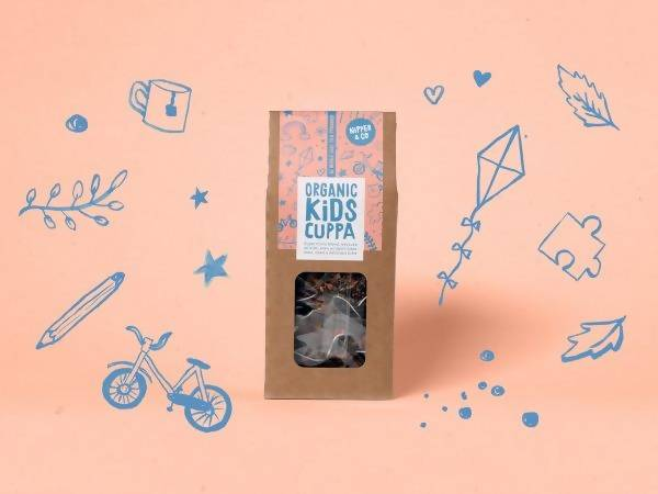 ORGANIC KIDS CUPPA – FOR KIDS, EVEN ADULT SIZED ONES