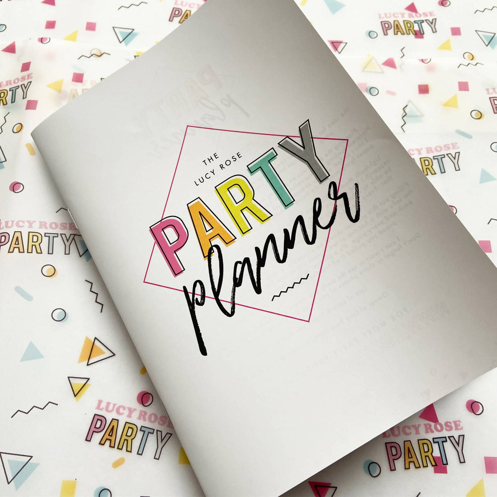 The Lucy Rose Party Planner