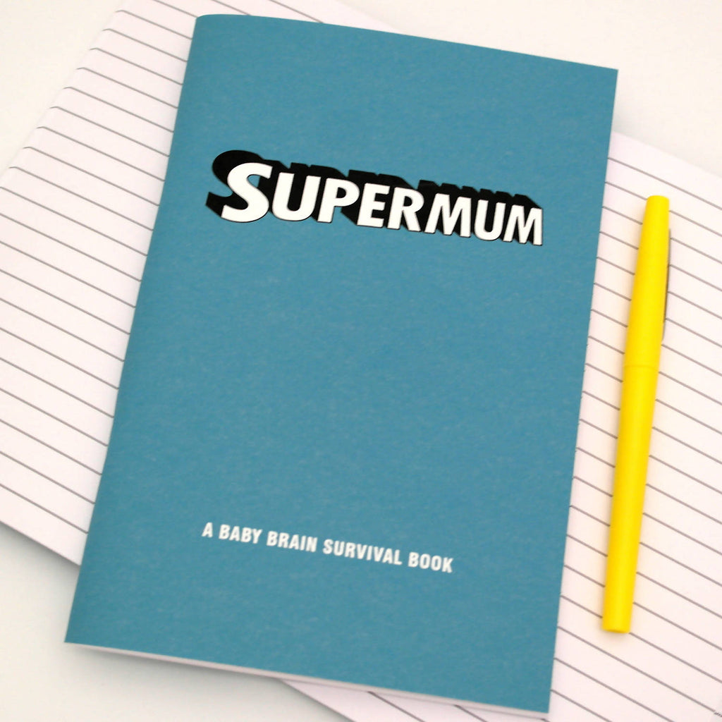Supermum A5 Notebook