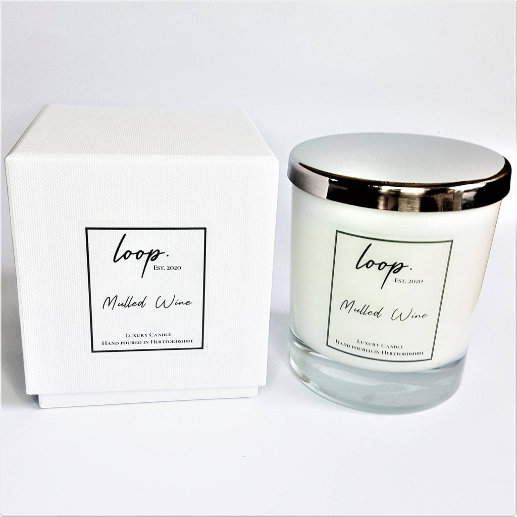 Mulled Wine Luxury Candle
