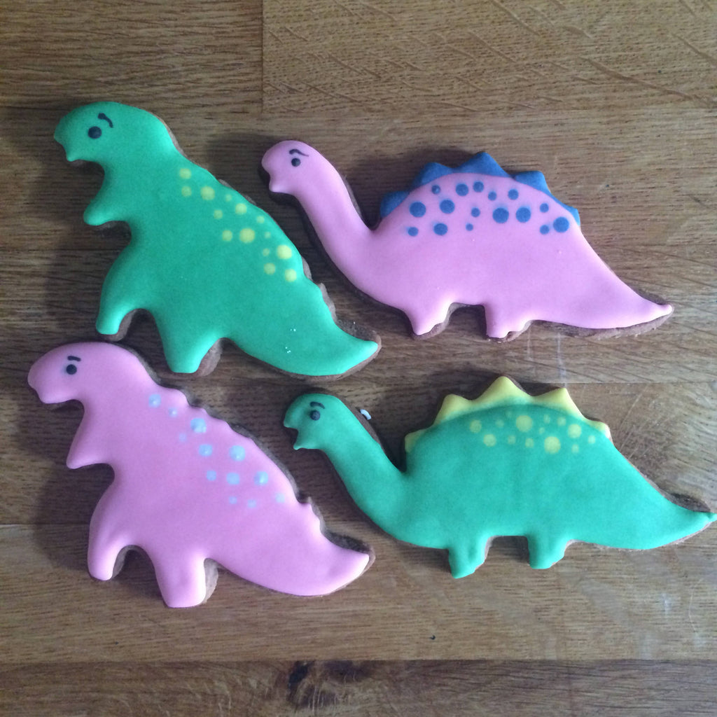 Dinosaur Biscuits (12)