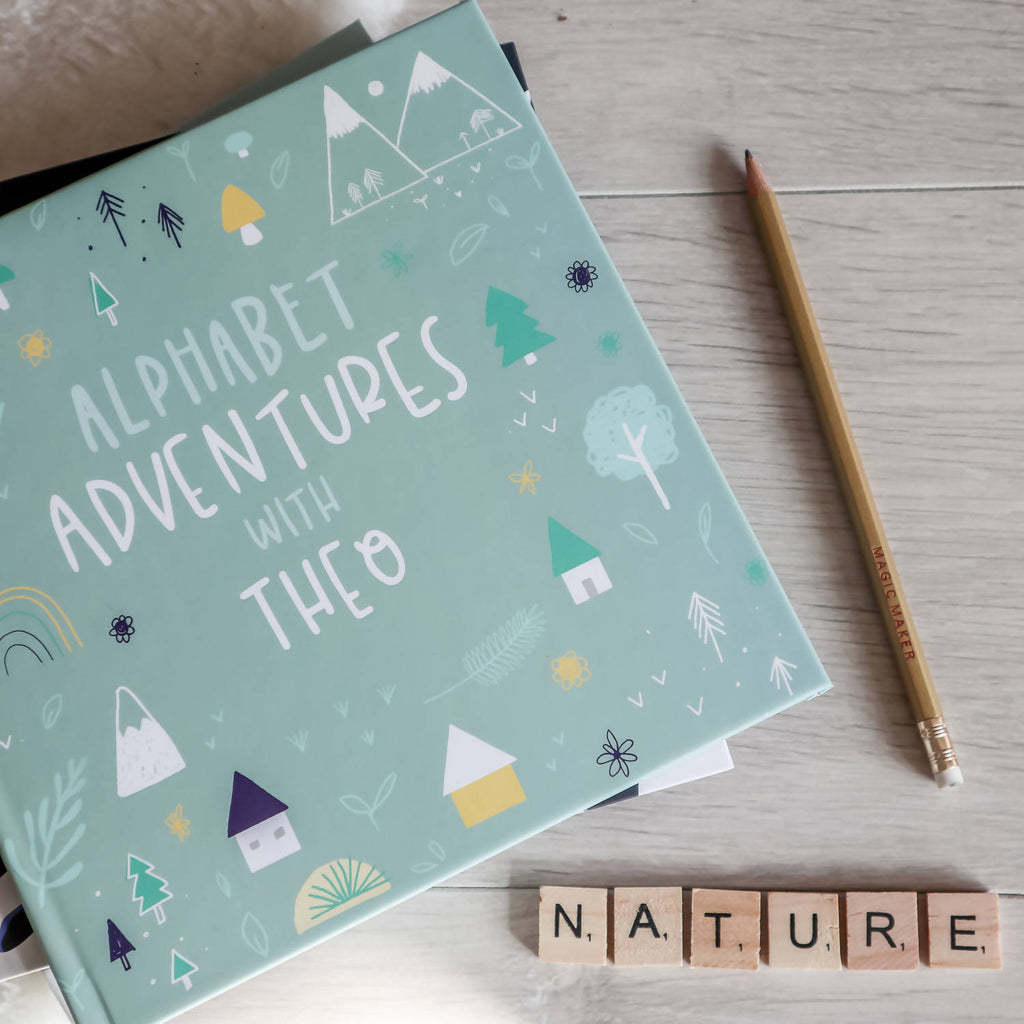 Alphabet Adventure Journal